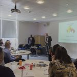 Communities Inc and Nottingham One running a Workshop for Future Leaders of Nottingham