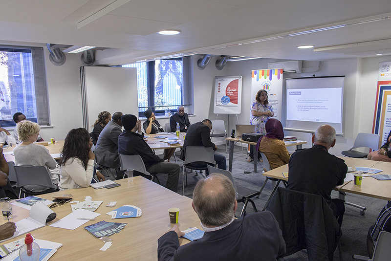 Building Stronger Communities Stakeholder Event