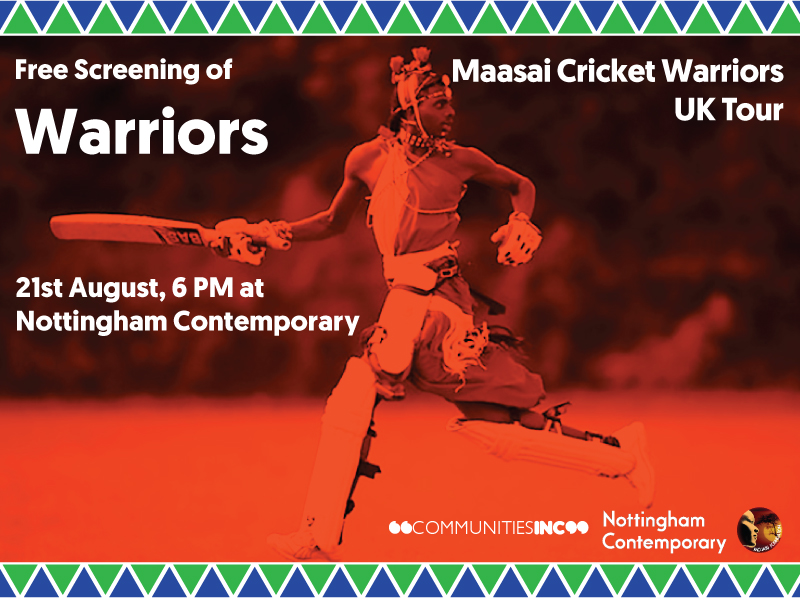 Maasai Cricket Warriors Film ni