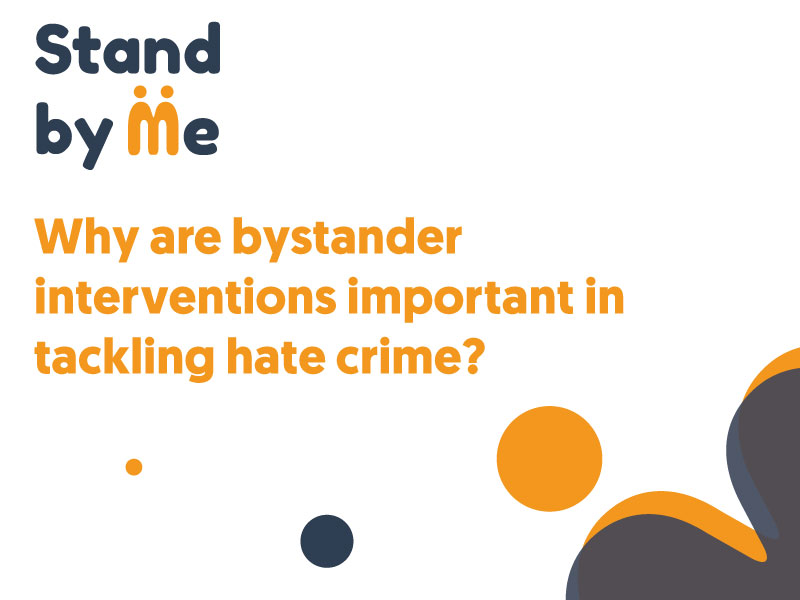 Stand by Me - bystander intervention featured