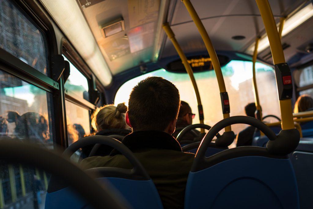 Bystander Interventions Public Transport
