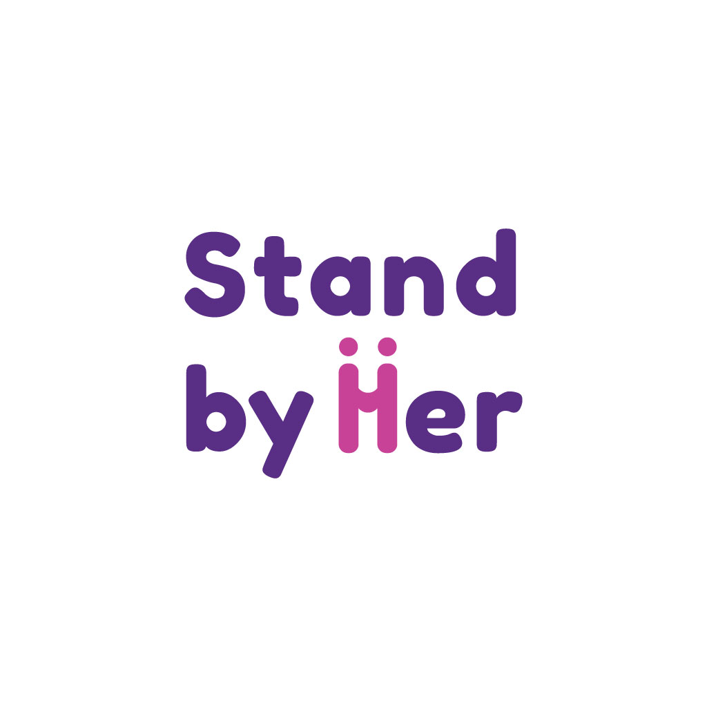 Stand by Her Tackling Sexual Harrasment logo