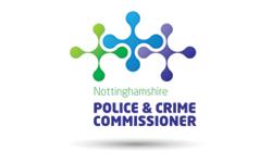 Nottinghamshire Police and Crime Commissioner's logo