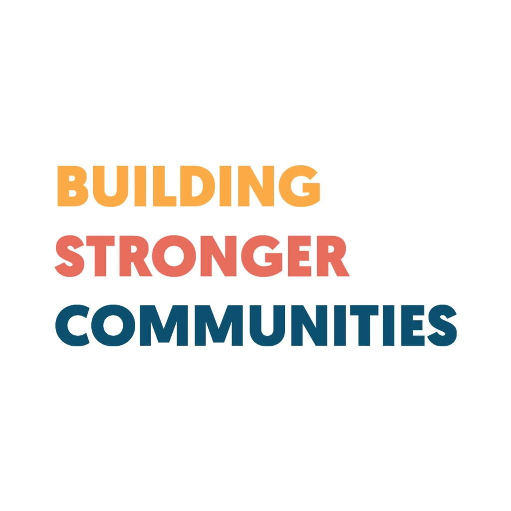 Building Stronger Communities Logo