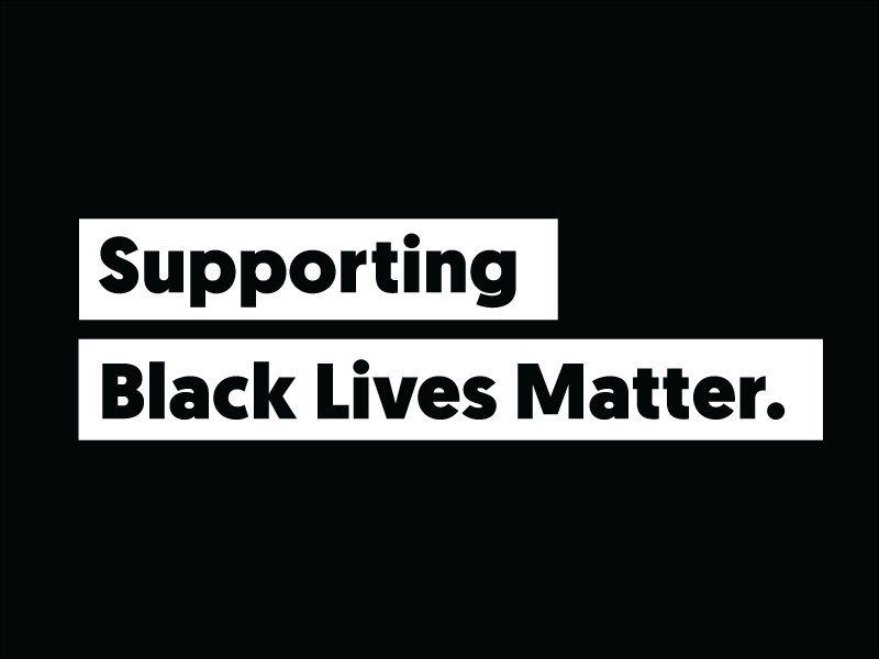 Communirties Inc Support Black lives matter